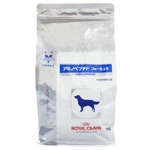 ロイヤルカナン 療法食 アミノペプチドフォーミュラ 犬用 ドライ 1kg