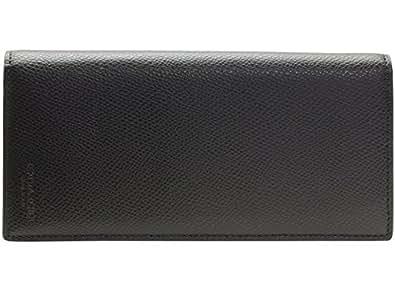 (コーチ) COACH 財布 サイフ 長財布 二つ折り メンズ ブラック レザー f74978blk アウトレット ブランド [並行輸入品]