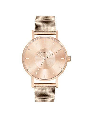 [クラス14]KLASSE14 腕時計 ウォッチ VOLARE 36mm メッシュベルト シンプル ファッション ローズゴールド レディース [並行輸入品]