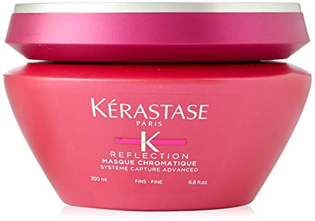 皮肉つかの間ラメケラスターゼ Reflection Masque Chromatique Multi-Protecting Masque (Sensitized Colour-Treated or Highlighted Hair -...