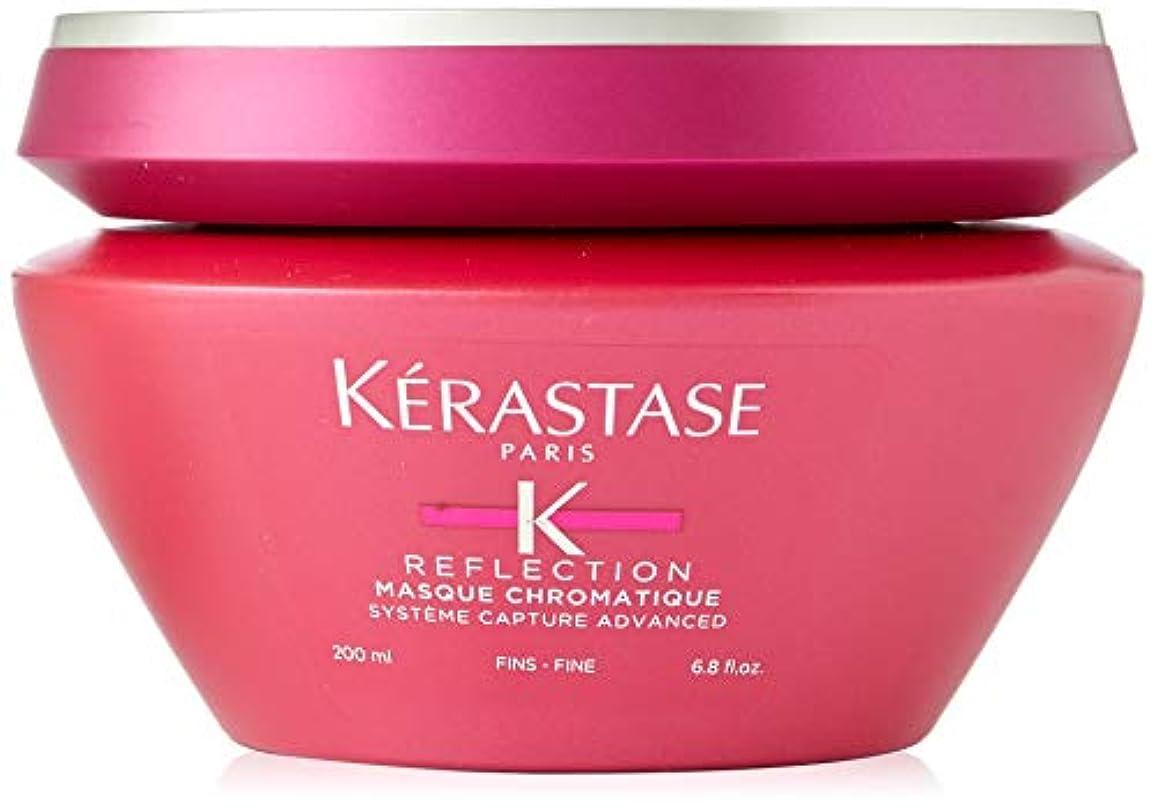 準備した入植者バトルケラスターゼ Reflection Masque Chromatique Multi-Protecting Masque (Sensitized Colour-Treated or Highlighted Hair -...