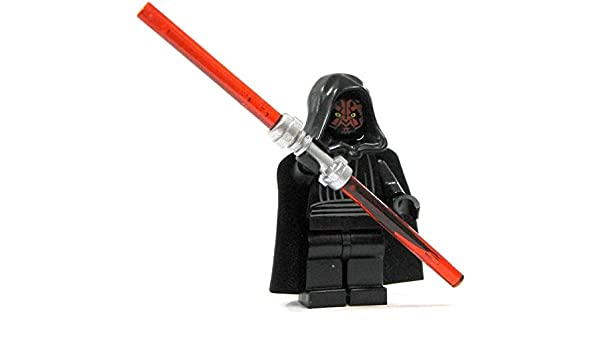 Darth Vader by Lego Luke 5x LIGHTSABERS for Star Wars Minifigures Darth Maul