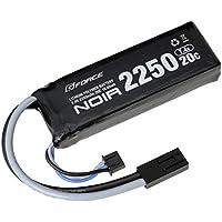ジーフォース Noir LiPo7.4V2250mA 20C ミニS互換サイズ GFG904