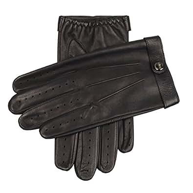 DENTS / デンツ レザーグローブ 皮手袋 ジェームズ・ボンド スペクター - ブラック 15-1007 - Small