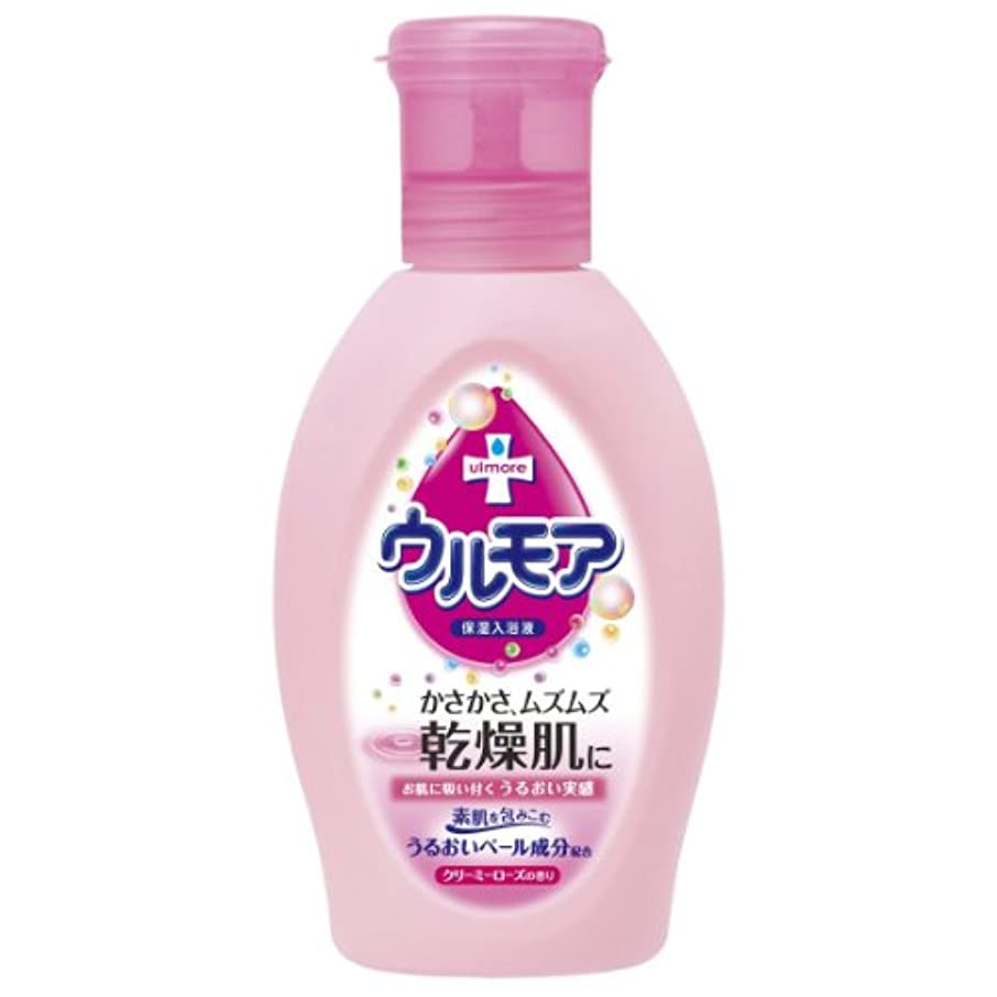 試してみる排出天皇保湿入浴液 ウルモア クリーミーベリー × 10個セット