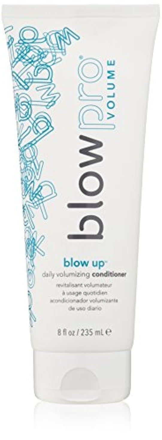 執着フリースレイプby BlowPro BLOW UP-DAILY VOLUMIZING CONDITIONER 8 OZ by BLOWPRO