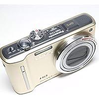 パナソニック デジタルカメラ ルミックス ゴールド DMC-TZ10-N