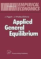 Applied General Equilibrium (Studies in Empirical Economics)