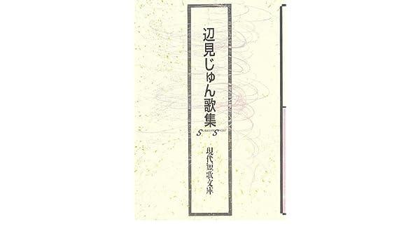 辺見じゅん歌集 (現代短歌文庫) ...