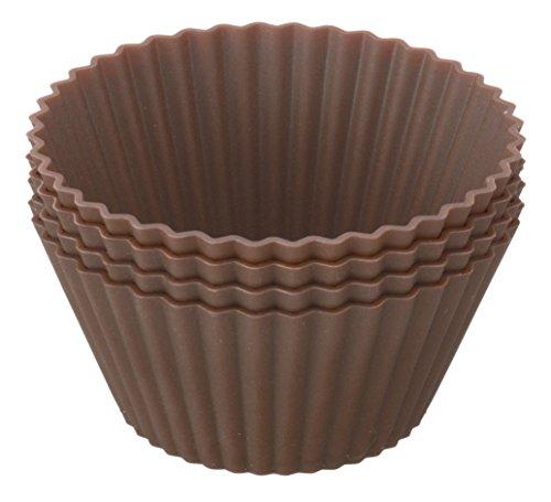 貝印 Kai House SELECT『型ばなれしやすいシリコン製のマフィンカップ』