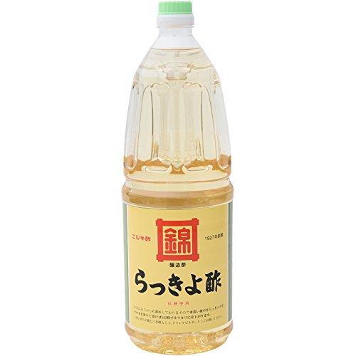 吉村醸造サクラカネヨ らっきょ酢 1.8L