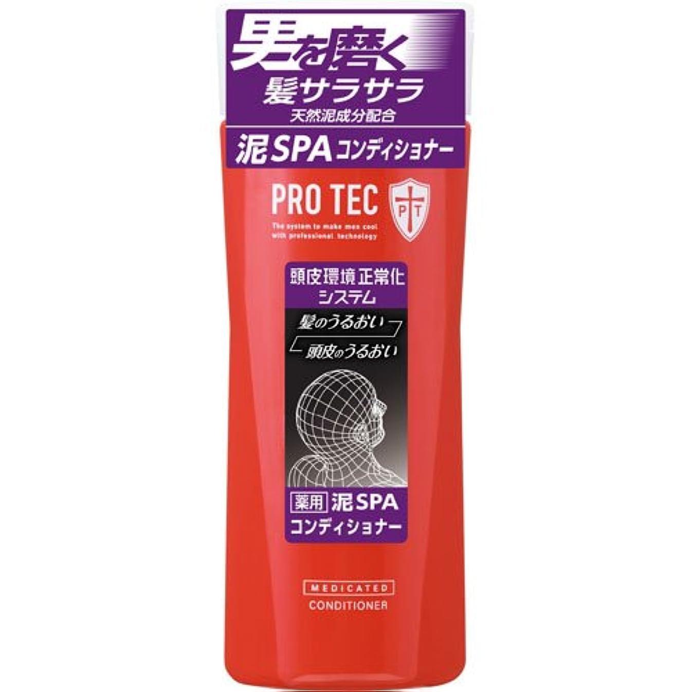 定期的傾いた柔らかさPRO TEC 泥SPAコンディショナー 180ml