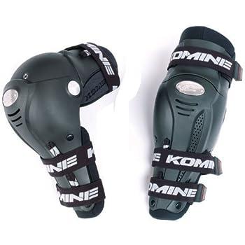 コミネ(Komine) ひざすねプロテクター スーパーアクティブニーシンガード(左右セット) ブラック フリー 04-609 SK-609