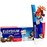 Elgydium Kids Ice Age Toothpaste Toothpaste Gel 50ml [並行輸入品]