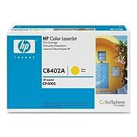 HP cb402a–cb402aトナー、7500ページ印刷可、yellow-hewcb402a