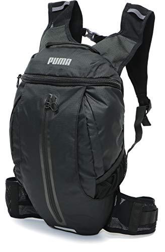 プーマ リュックサック ランニング バックパック ランナー ハイドレーション ジョギング ウォーキング 軽量 通勤/PR ライトウェイト バックパック No,075468 (01-ブラック)