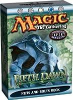 Magic the Gathering MTG Fifth Dawn Nuts & Bolts Theme Deck