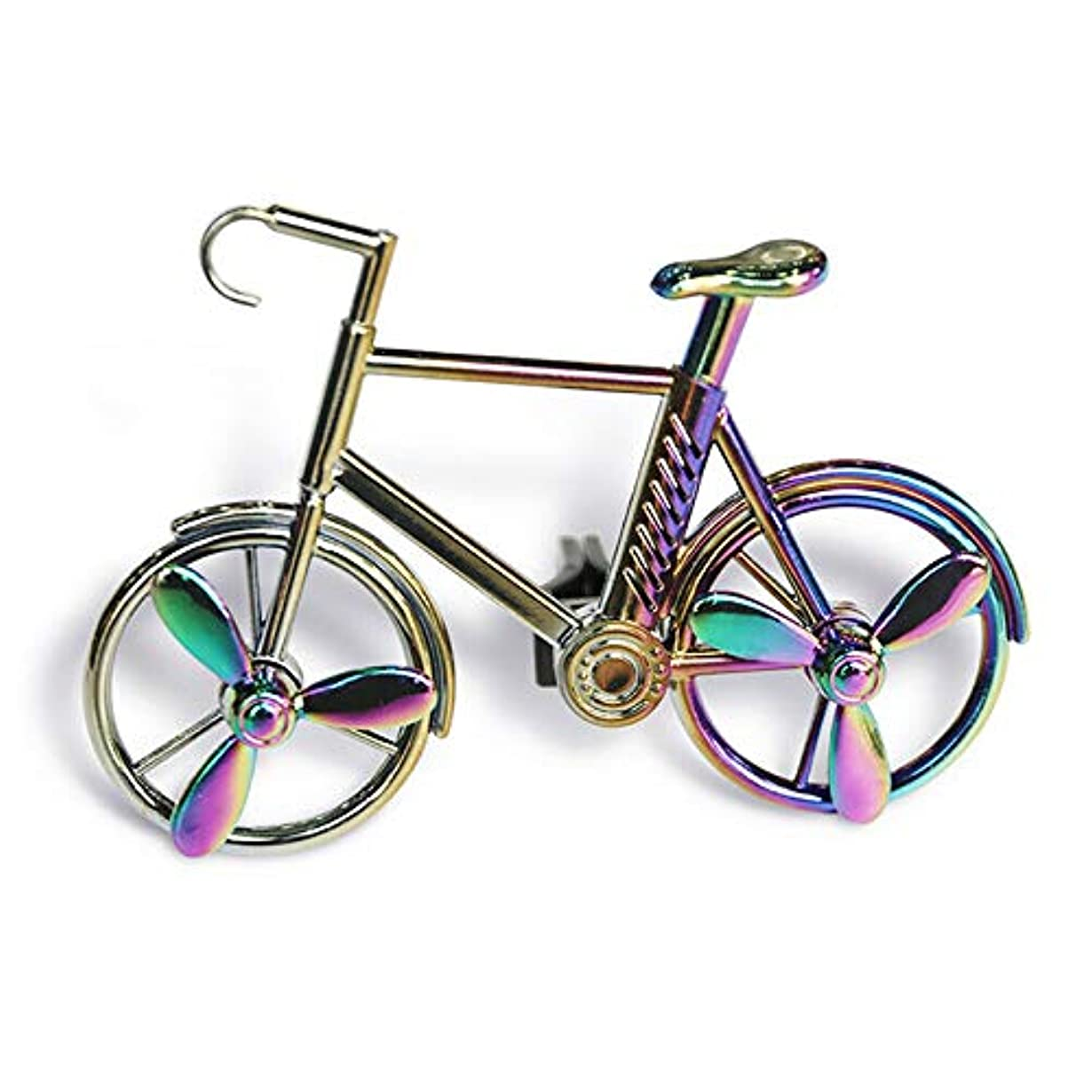 マスク相互昨日Symboat 車の芳香剤車の出口のアロマセラピーの自動車付属品の自転車の装飾品の固体芳香車の香水