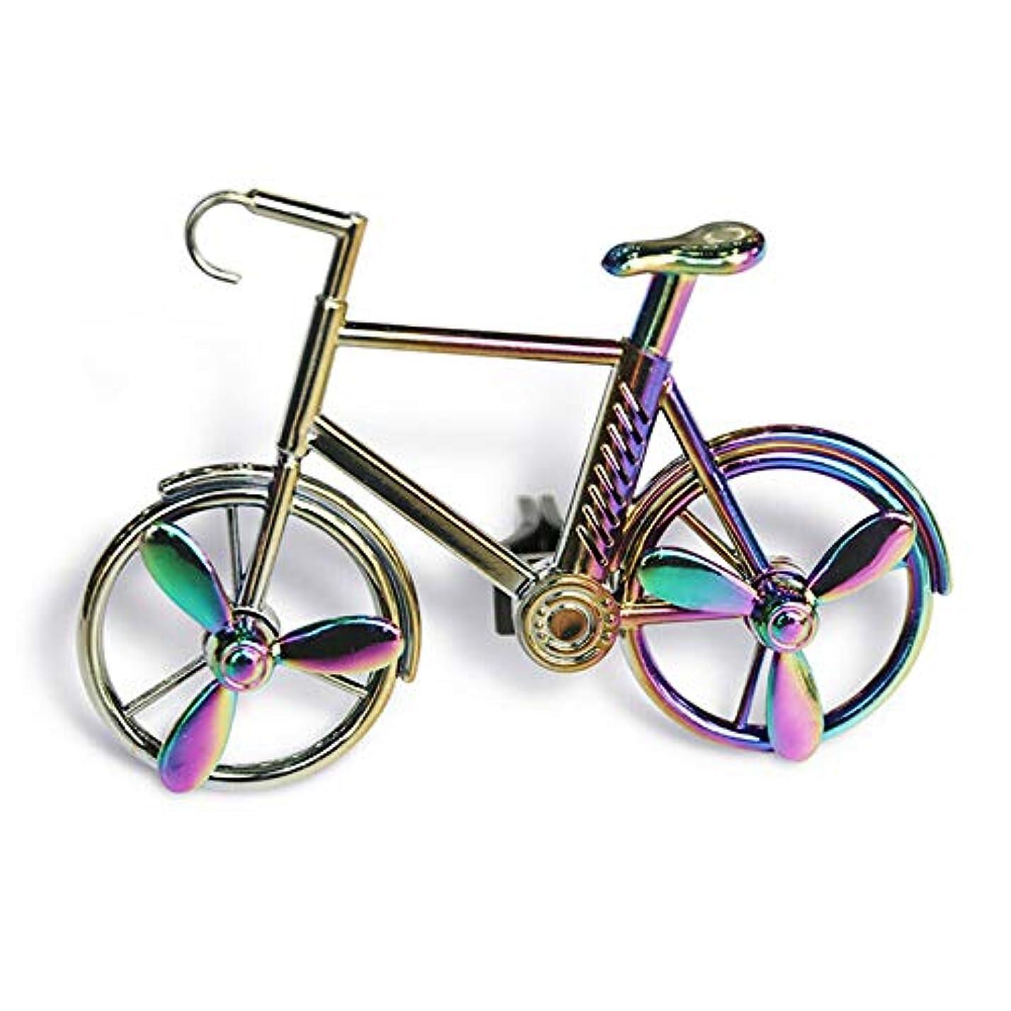 廃棄定義のどSymboat 車の芳香剤車の出口のアロマセラピーの自動車付属品の自転車の装飾品の固体芳香車の香水