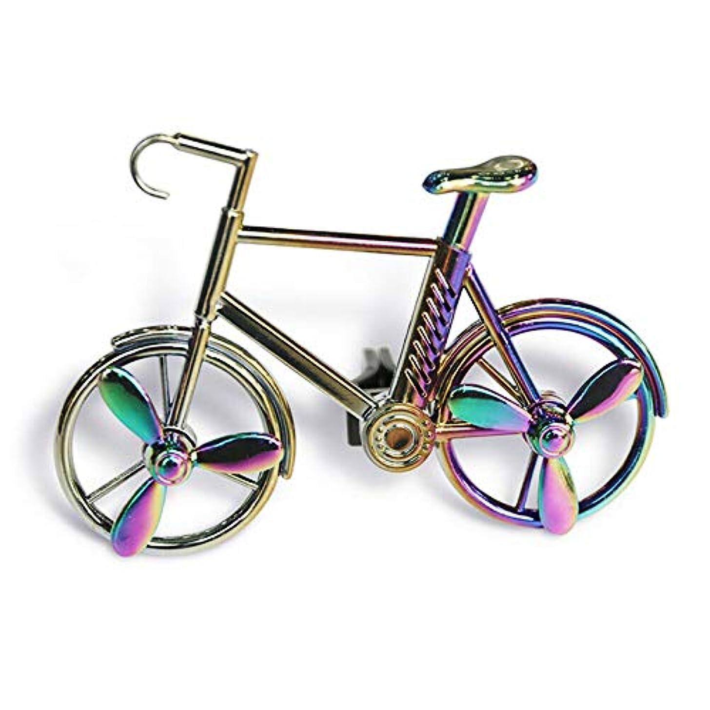 慣れる貯水池ピークSymboat 車の芳香剤車の出口のアロマセラピーの自動車付属品の自転車の装飾品の固体芳香車の香水