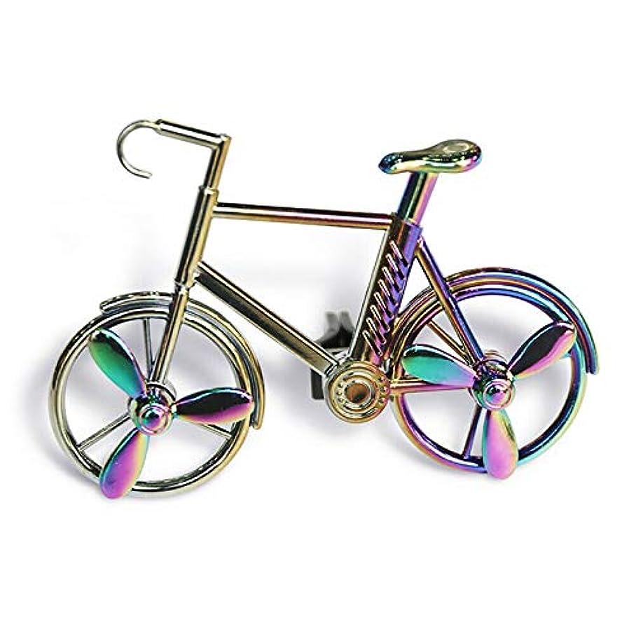 心配する獲物発揮するSymboat 車の芳香剤車の出口のアロマセラピーの自動車付属品の自転車の装飾品の固体芳香車の香水