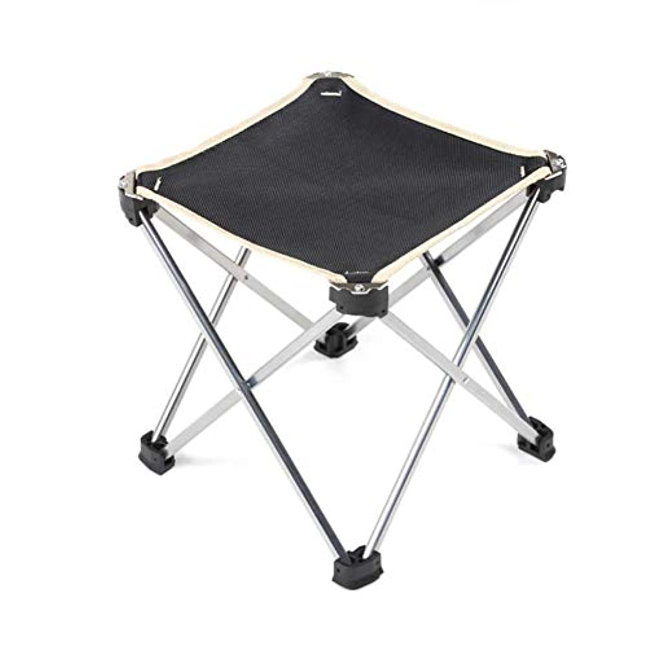 全く検出他の場所折りたたみ椅子、屋外ポータブルスツールアルミ釣り椅子レジャービーチチェア超軽量折りたたみ椅子スツール小マザール