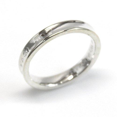 [ティファニー] TIFFANY スターリングシルバー 1837 ナローベーシック リング 指輪 【並行輸入品】 22993755 日本サイズ9号 (USサイズ5号)