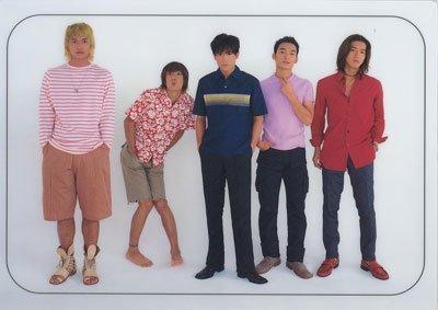 下敷き ★ SMAP 「CONCERT TOUR 1998 ...
