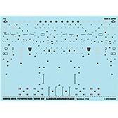 1/144 F-16 ファイティング ファルコン 「コーションデータ」 MYK DESIGN [アシタのデカール]