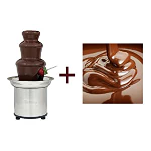 セフラ社 セレクト チョコレートファウンテン フォンデュ チョコレート2kg付 ジョエル Sephra Select Chocolate Fountain (ミルクチョコレート)