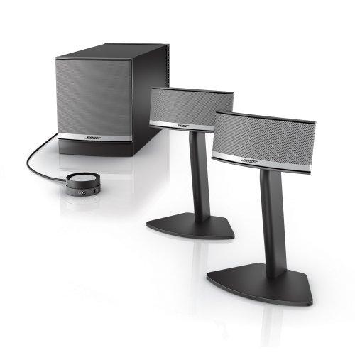 RoomClip商品情報 - Bose Companion 5 multimedia speaker system PCスピーカー シルバー/グラファイト