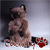 <Cuddly>カドリー 猫のヌイグルミ パスカル (Pascal)