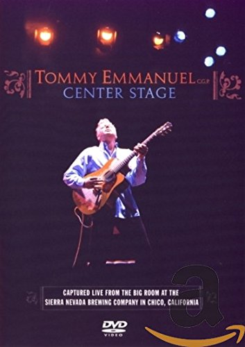Tommy Emmanuel - Center Stage / [DVD] [Import]