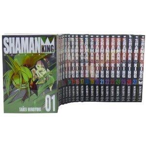 シャーマンキング [完全版] (1-27巻セット 全巻)