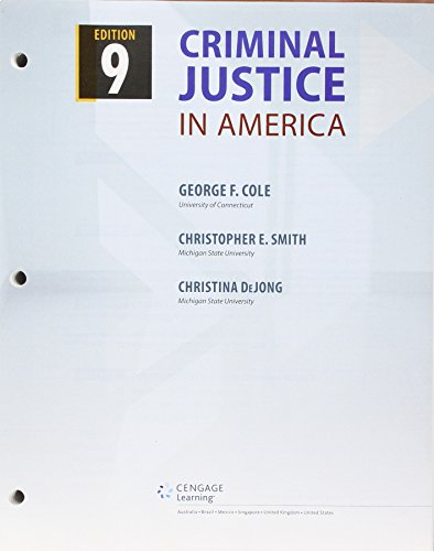 Download Criminal Justice in America 1337494011