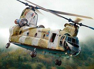 イタレリ 2662S 1/48 チヌーク HC.1(CH-47C) (タミヤ・イタレリシリーズ:38662)