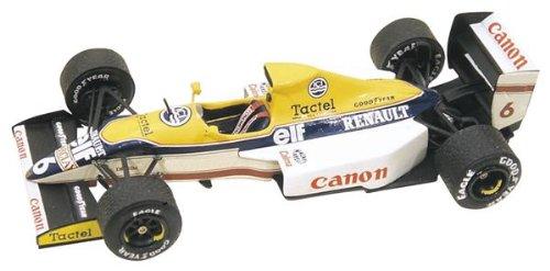 【TAMEO/タメオ 組立キット】1/43 ウイリアムズ ルノー FW13 オーストラリアGP 1989年