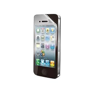 iBUFFALO iPhone4S 『液晶OFFで鏡のように』液晶保護フィルムミラータイプ BSIP11PFM