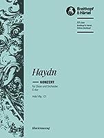 ハイドン : 協奏曲 ハ長調 コンチェルト (オーボエ、ピアノ) ブライトコプフ出版