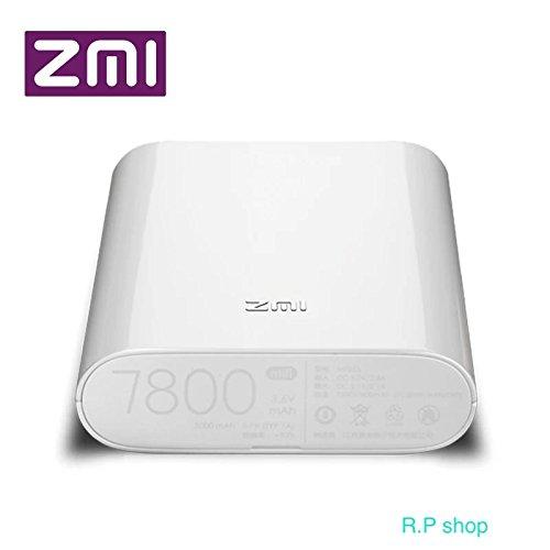 SIMフリーモバイルWi-Fiルーター Battery Wi-Fi MF855 7800mAh大容量バッテリー搭載