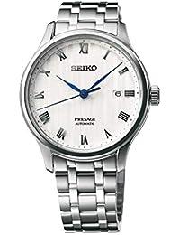 [プレザージュ]PRESAGE 腕時計 海外モデル 自動巻 (手巻付き) 型打ち白文字盤 シースルーバック デュアルカーブサファイアガラス SRPC79J1 メンズ [並行輸入品]