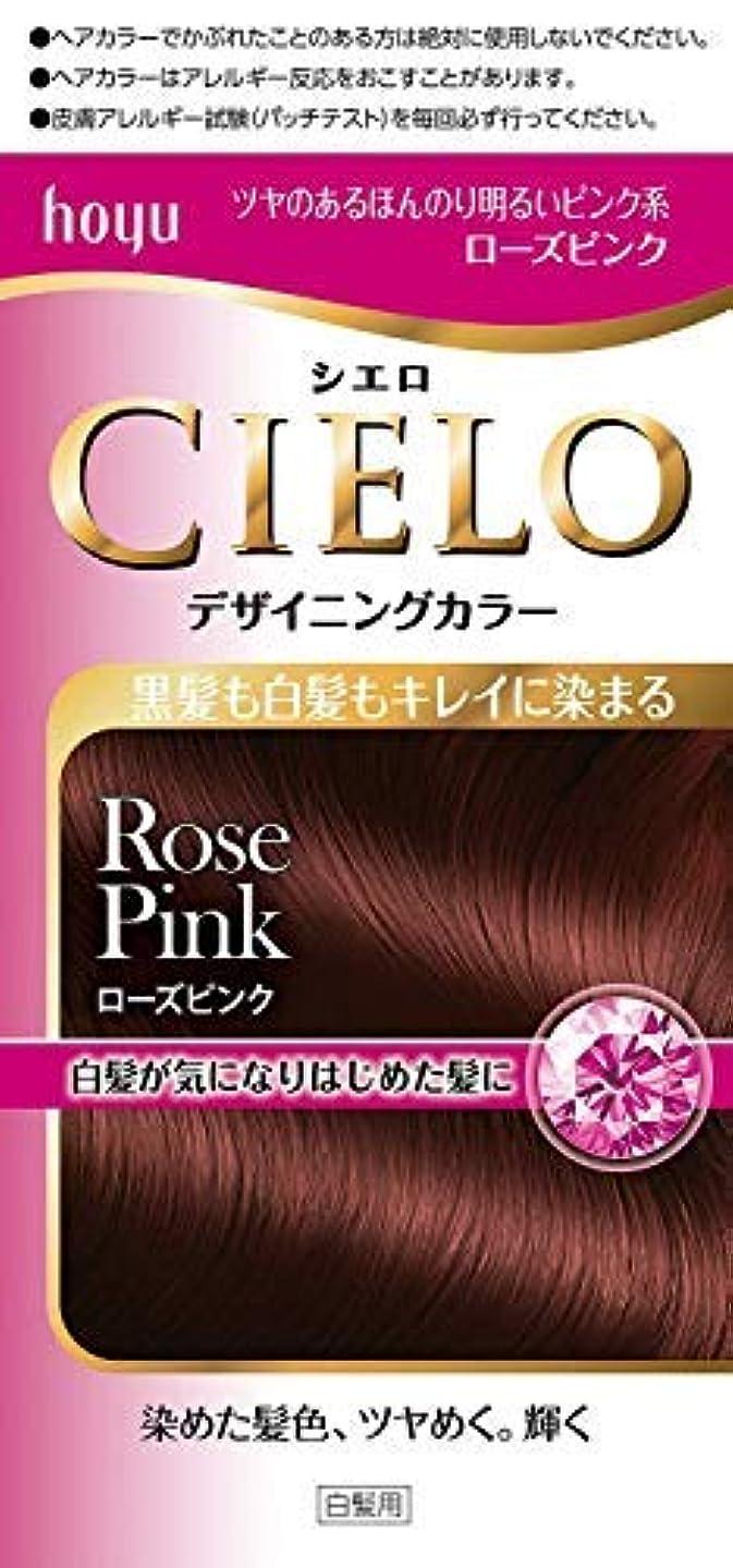 オーディションホイストおじさんシエロ デザイニングカラー ローズピンク × 6個セット