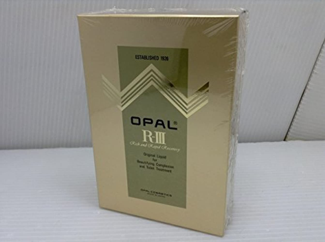 製造液化するぼかしオパール化粧品 美容原液 薬用オパール R-III (250ml)