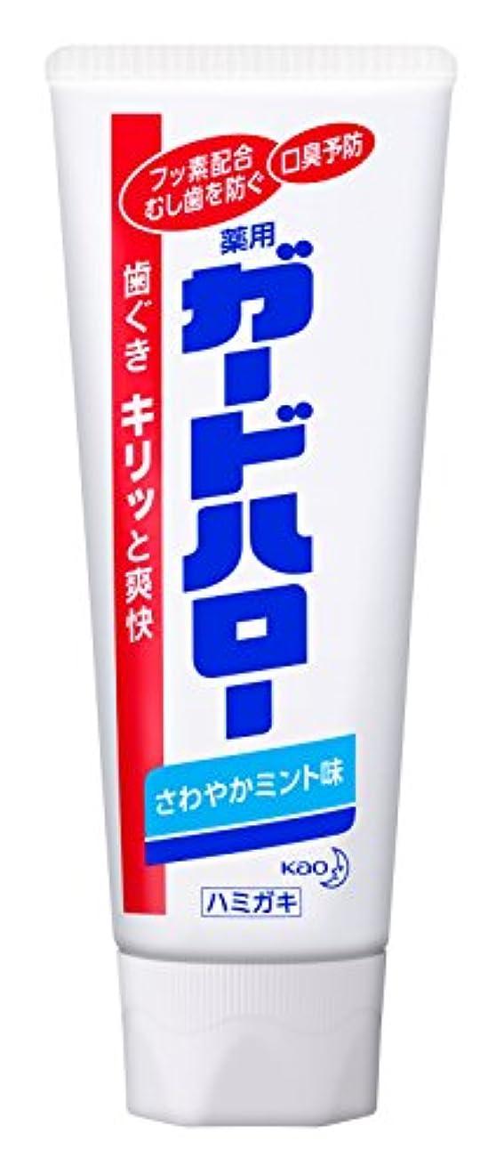 達成嘆くコミットメント【花王】ガードハロー スタンディング (165g) ×10個セット