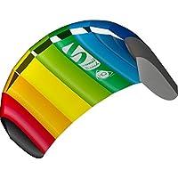 HQ Kites Symphony Beach III 1.3 Kite, Rainbow [並行輸入品]