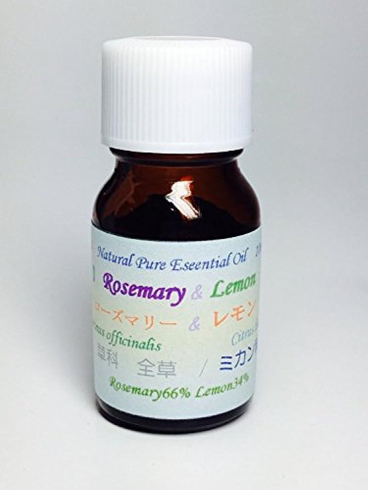 反対モッキンバード分析する良い香りに革命。TVで話題のブレンド天然アロマエッセンシャルオイル 昼用 レモン ローズマリー 精油 エッセンシャルオイル 10ml