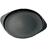 パナソニック(Panasonic) ステーキ皿 ブラック 内径29cm×深さ2cm IH対応 KZ-FE31