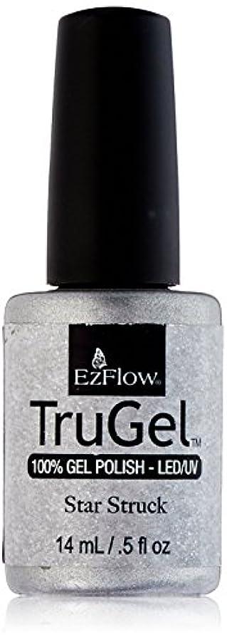 禁じる葉を集める改善EzFlow トゥルージェル カラージェル EZ-42437 スターストラック 14ml