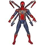 YEZI パーソナライズされたクリエイティブ玩具 トイ - マーベルトイ - DCトイ - アベンジャーズ3/4ジョイント取り外し可能 - キャプテンアメリカ/アイアンマン/スパイダーマン 誰もがそれを好きになるでしょう (Color : C)