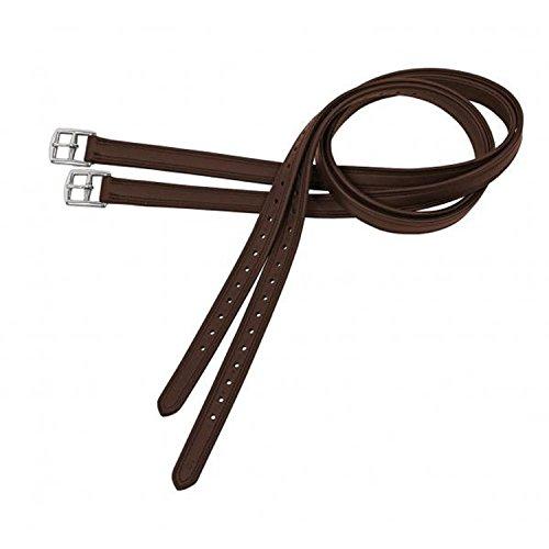 [해외]가죽 부드러운 곡선 등자 가죽/Genuine leather soft curve leather